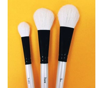 SIMPLY SIMMONS WATERCOLOUR BRUSH OVAL MOP 3/4