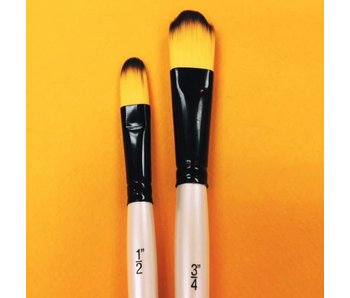 SIMPLY SIMMONS WATERCOLOUR BRUSH OVAL WASH 3/4
