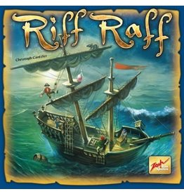 THINKPLAY Riff Raff Board Game