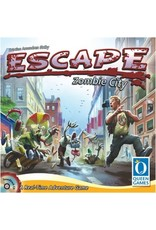THINKPLAY Escape Zombie City Board Game