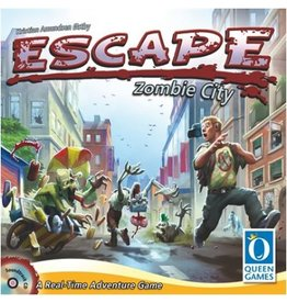 THINKPLAY Escape Zombie City Board Game