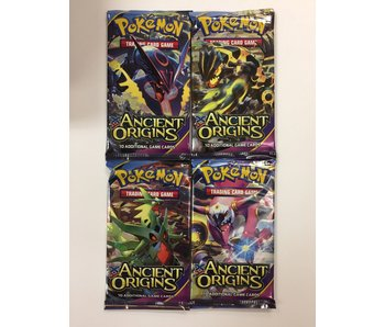 LION RAMPANT IMPORTS POKEMON TCG BOOSTER: XY ANCIENT ORIGINS