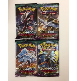 THINKPLAY Pokemon Trading Card Game Sun & Moon Booster Pack Guardians Rising