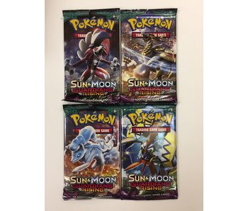 LION RAMPANT IMPORTS POKEMON TCG BOOSTER: SUN & MOON GUARDIANS RISING
