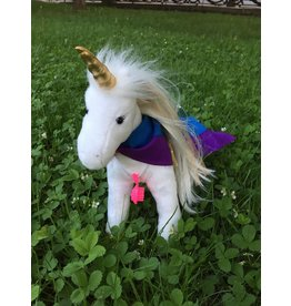 THINKPLAY PRIDE DOUGLAS CUDDLE TOY PLUSH GOLDEN PRINCESS UNICORN