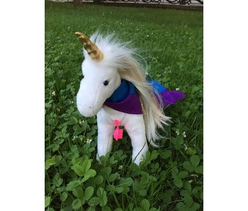 DOUGLAS CUDDLE TOY DOUGLAS CUDDLE TOY PLUSH GOLDEN PRINCESS UNICORN