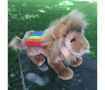 DOUGLAS CUDDLE TOY DOUGLAS CUDDLE TOY PLUSH RAJA LION, SMALL CAT