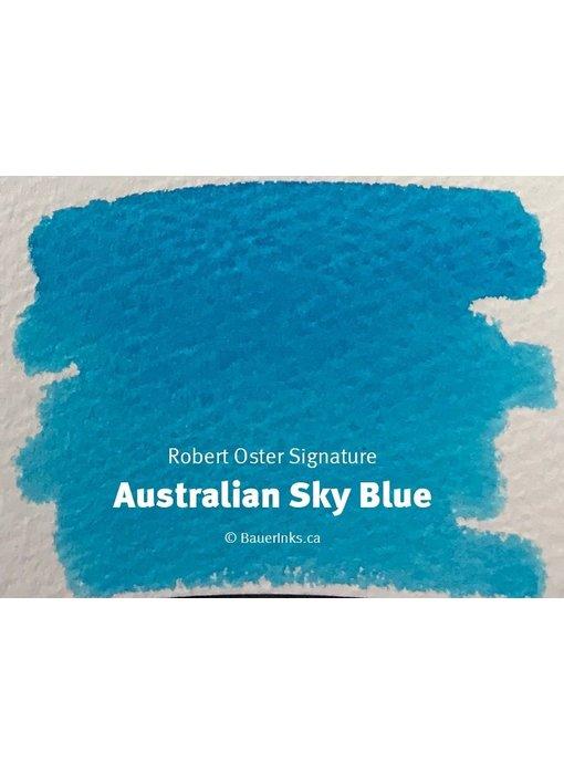 ROBERT OSTER INK 50ML Australian Sky Blue