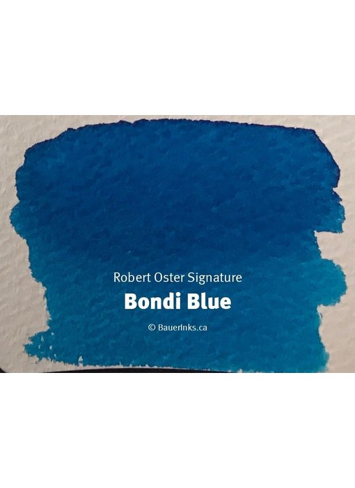 ROBERT OSTER INK 50ML Bondi Blue