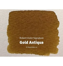 ART ROBERT OSTER INK 50ML Gold Antiqua