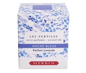 J. HERBIN J. HERBIN SCENTED FOUNTAIN PEN INK 30ML LAVANDE LAVENDER