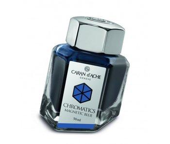 CARAN DÕACHE INK GENVE CHROMATICS INKREDIBLE COLORS MAGNETIC BLUE