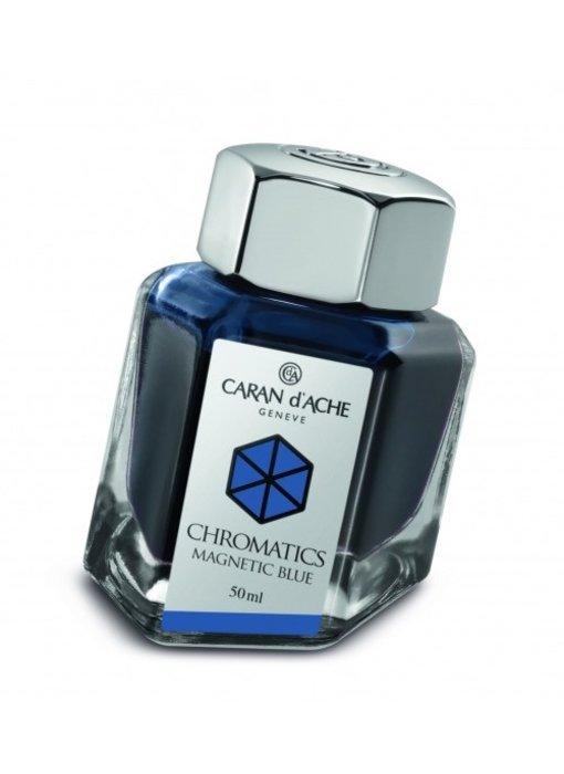 Caran D'ache Chromatics Magnetic Blue