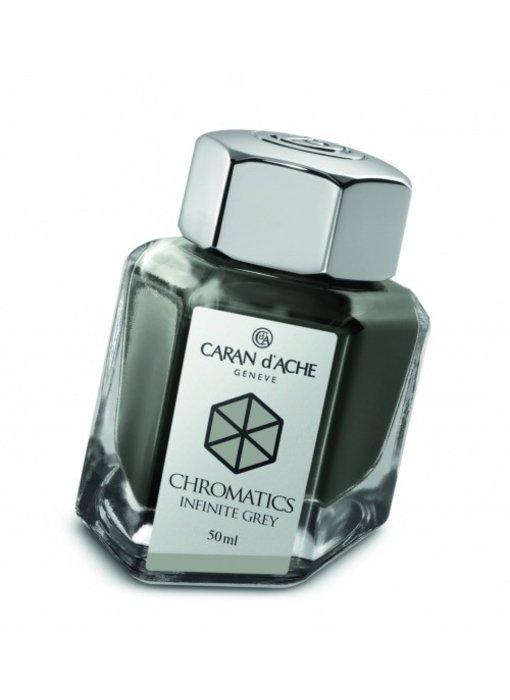 Caran D'ache Chromatics Infinite Grey