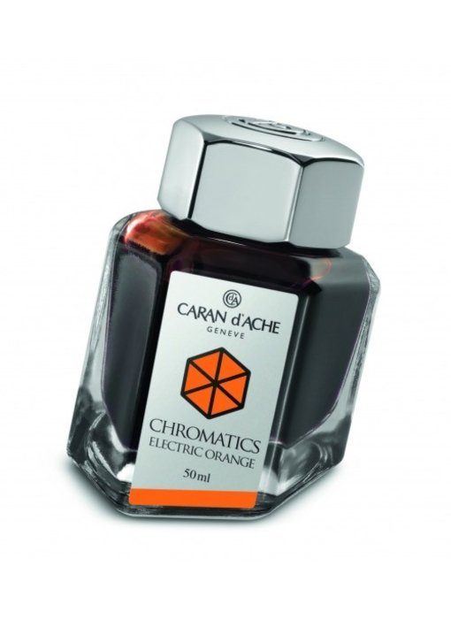 Caran D'ache Chromtics Electric Orange