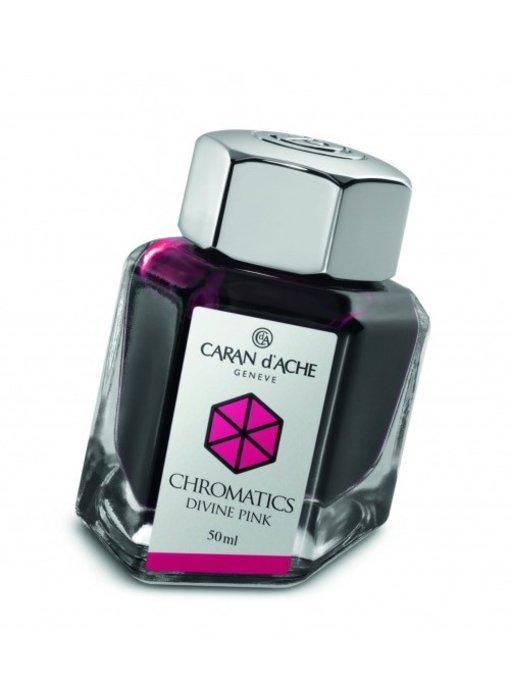 Caran D'ache Chromatics Divine Pink