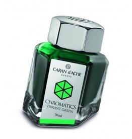 ART Caran D'ache Chromatics Vibrant Green
