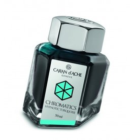 ART Caran D'ache Chromatics Hypnotic Turquoise