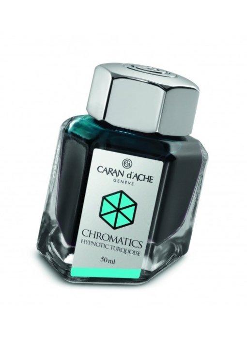 Caran D'ache Chromatics Hypnotic Turquoise