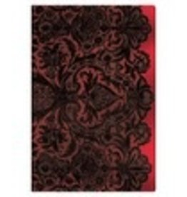 ART Paperblank 5x7 Lined Rouge Boudoir