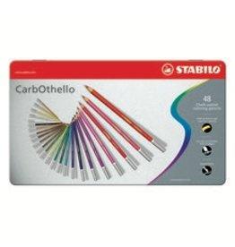 ART Stabilo Carbothello Chalk Pastels 48 pack
