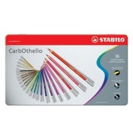 ART Stabilo Carbothello Chalk Pastels 36 pack