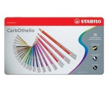 STABILO STABILO CARBOTHELLO CHALK PASTELS 36PK SET