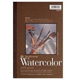 ART Watercolour Pad 5.5x8.5 in, 12 sheets