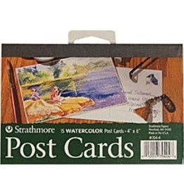 ART Watercolour Post Cards