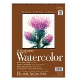 ART Watercolour Book Blank