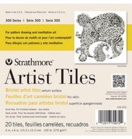 ART Artist Tiles White