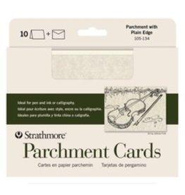 ART Parchment Cards