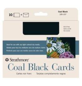 ART Coal Black Cards