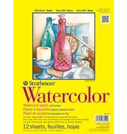 ART Watercolour Pad 11x14 12 sheets