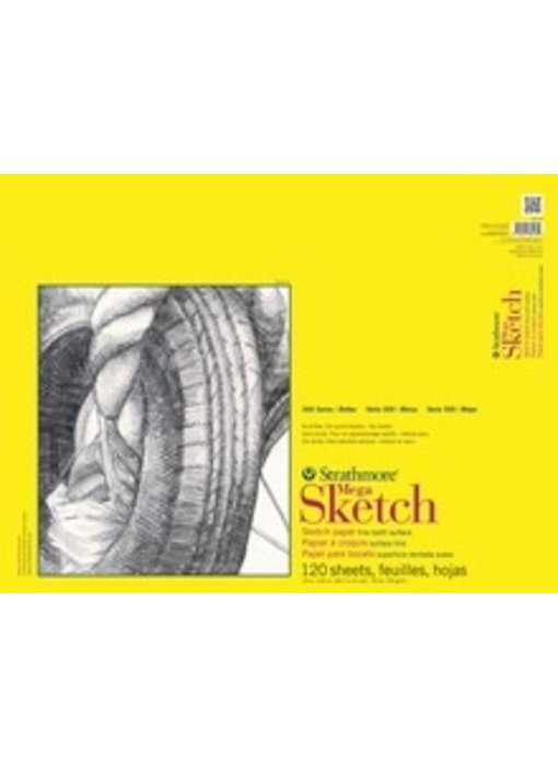 STRATHMORE SKETCH PAPER 18x24 30 SHEETS