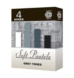 ART Soft Pastels Grey Tones