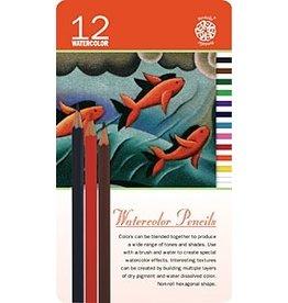 ART Watercolour Pencils 12 pack