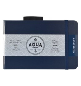 ART Aqua Journal 3.5x5.5