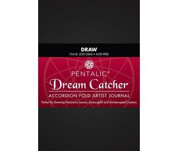 PENTALIC DREAM CATCHER JOURNAL 4x6 DRAW