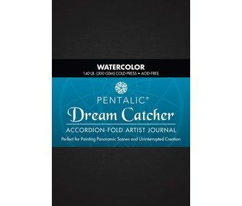 PENTALIC DREAM CATCHER JOURNAL 4x6 WATERCOLOR