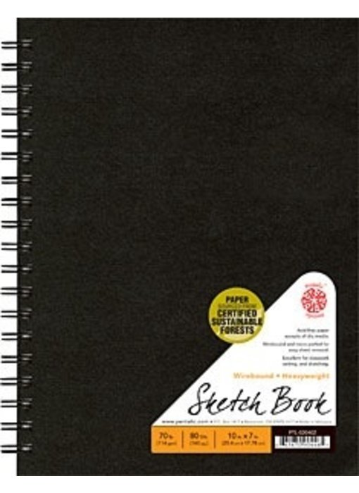 PENTALIC SKETCH BOOK 9x12 BLACK