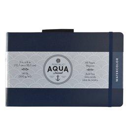 ART Aqua Journal 5x8
