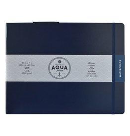 ART Aqua Journal 8.5x11