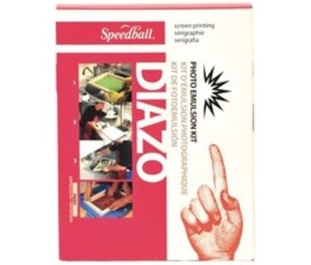 SPEEDBALL SPEEDBALL DIAZO PHOTO EMULSION KIT