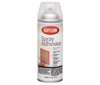 KRYLON SPRAY ADHESIVE 11OZ