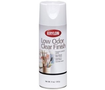 KRYLON LOW ODOR CLEAR GLOSS