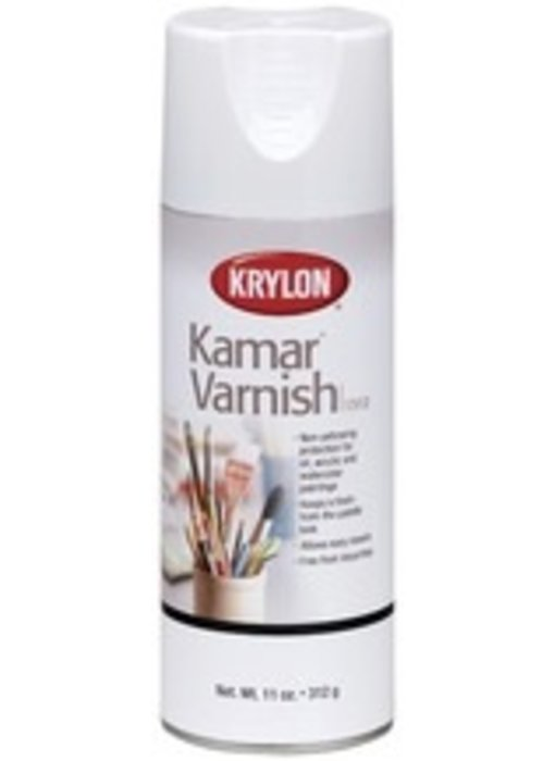KRYLON KAMAR VARNISH 11OZ