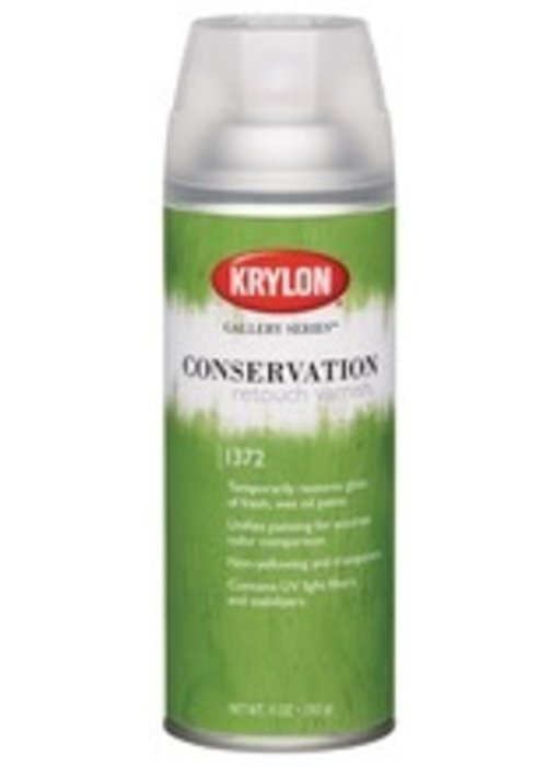 KRYLON CONSERVATION RETOUCH VARNISH 11OZ
