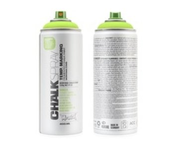 MONTANA MONTANA CHALK SPRAY 400ML GREEN (CN CODE)