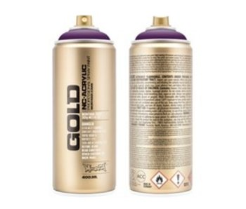 MONTANA MONTANA GOLD SPRAY PAINT 400ML LAKERS